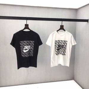 2020 Sommer-Männer Frauen-Stück-INS Korea Retro losen wilden Kodak Brief kurzärmlig KODAK 100% Baumwolle T-Shirt Hip Hop Männer Tops Unisex EU-Größe