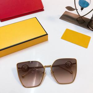 роскошные дизайнерские женские модные солнцезащитные очки 0323 cat eye солнцезащитные очки простой щедрый бестселлер стиль высокое качество uv400 защитные очки