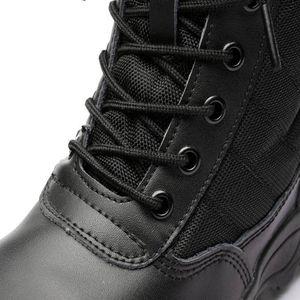 الرجال التكتيكية الجيش أحذية أحذية رجالية الصحراء العسكرية للماء أحذية سلامة العمل تسلق أحذية الرياضة الكاحل الرجال في الهواء الطلق أحذية