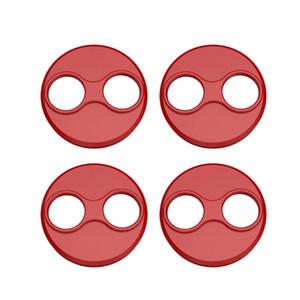 4 Uds. Cubierta del Moteur de aleación de aluminio para DJI Mini imperméable Protecteur MAVIC del tapas Moteur del Moteur Mini Acceso para Mavic
