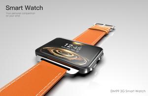 nuovo tipo di orologio smart phone più venduti DM99 smart Watch Phone 1GB 16GB 2.2 pollici Android 5.1 di rete 3G