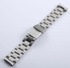 sıpa bretiling için toka toka katlama saat kordonu 22mm Ağır Hizmet İzle aksesuarları Paslanmaz çelik İzle kayış fırçalanmış metal