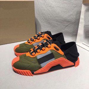 2020 Hot Top Quality mens Designer NS1 Sneaker Luxury Slip On Sneakers for men Fashion Casual Trainer Shoe Designer Shoes men hjk01