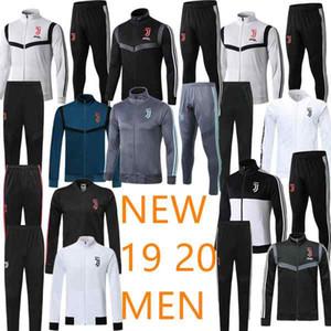 2019 2020 nuovo adulto kit calcio giacca 19 20 migliore qualità Personalizza il Player giacca di calcio set di collegamento