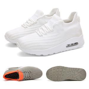 Nuevos deportes venta entera zapatillas de correr para mujeres de los hombres de malla transpirable zapatos de la aptitud de color rosa blancos de deportes azul snaeakers tamaño 35-42 envío libre
