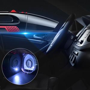 Temizleyici Ayrılabilir Hafif Kablolu Plastik Dayanıklı LED Lamba Yıkanabilir Taşınabilir Araç Vakum El Oto Aksesuarları 2 Renkler