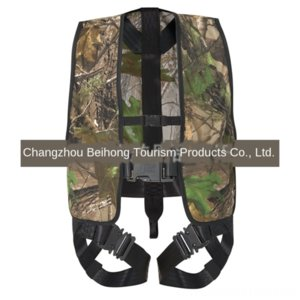 Beihong Vest protective clothing children's outdoor hunting safety belt aerial work protection safety vest camouflage protective clothing