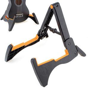 Portable Pliable Guitare Violon Ukulele Support Instrument de musique intelligente stand