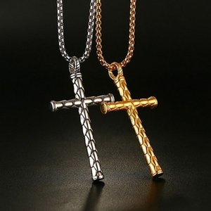 2020 18K Gold chain Necklace stainless steel Men's Pendant Hip Hop Gifts for Masks Jewelry Accessories on the Neck Wholesale Trade