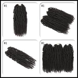 Passione Twist Crochet Dhgate sintetico tessuto dei capelli da 14 pollici lunga all'ingrosso Best Hair for Passion Twist Crochet estensioni dei capelli Bundeles Dhgate