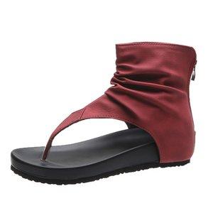 artı kadınlar serseri ayakkabı kızlar yaz plaj fiske yansımalar düz rahat geniş genişlik sandalet terlik için boyut ışık sandalet