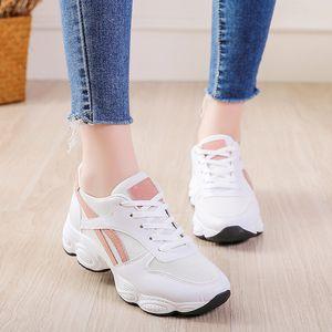 Overseas2019 Xinkuan Xia Spring Sneakers Korean Ulzzang Original Old Casual Mujer Ventilación Run Skate Shoes