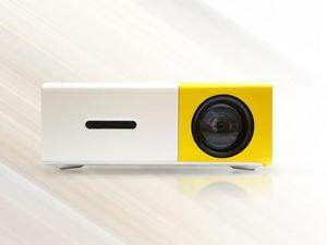 Projector HD 1080P Micro Mini Projector