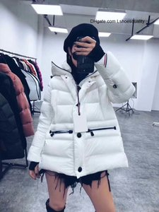Women Winter Jacket Ladies Duck Down Inside Warm Coat Femme With All The Tag And Label 839
