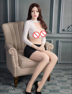 168cm Japanese Female Silicone Sex Dolls with Skeleton for Men Anal Vagina Pussy Oral Realistic Doll Male Masturbator Products