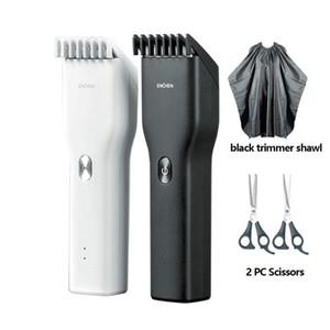 Enchen Electric Hair Trimmer Clipper USB Ceramic Hair Cutter Fast Charging Hair Men Trimmer Clipper Christmas gifts