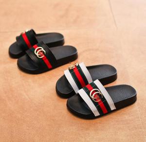Çocuk terlik yaz yeni 2020 G çocuk ayakkabıları erkek sandalet kızlar ebeveyn-çocuk bebek plaj terlik shoesWY965