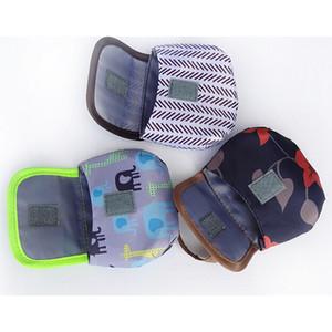 Bebek emziği Kılıfı Çanta Emzik Konteyner Kukla Tutucu Meme Vaka Düzenli Organizatör Bezi Çanta Arabası Aksesuarları Seyahat Depolama