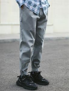 Spring Mens Designer Cargo Pants Дизайнерская плюс размер Свободные брюки Mens вскользь Jogger Брюки с карманом