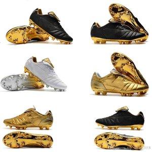 2019 Tacos de fútbol para hombre Tiempo Legend 7 R10 Elite FG Zapatos de fútbol Legend VII IC TF Césped de fútbol para interiores Tacos Futbol Tamaño 39-45