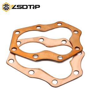 ZSDTRP CJ-K750 Culasse Cuivre M1 Joints d'étanchéité / M72 / R71 Costume bavarois Motor Parts