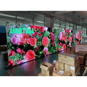 Hot vente P4 intérieur écran LED HD, petit pas intérieur mur vidéo HD conduit pixel conduit panneau publicitaire d'affichage pour la location intérieure