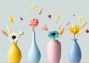 delicate ceramic vase