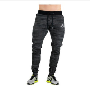 2019 Hot Sell well Fitness exercise gym Pants Long Pants Trousers Fashion Casual Breathable Quick Dry