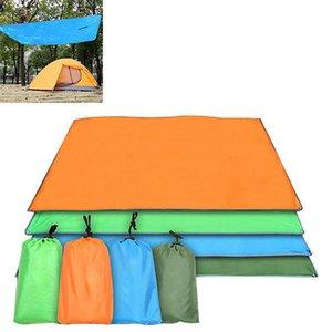 Depolama Çanta ile 115 * 220cm Açık Piknik Beach Kamp Mat Nem geçirmez Suya Dayanıklı Taşınabilir Battaniye Yatak