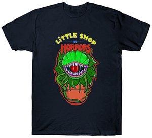 Little Shop Of Horrors T-Shirt Top Kult Film Film 1980 S Fan Horror Sci Fi