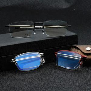 Lega di titanio occhiali Smart Zoom multi-focale Progressive Occhiali da lettura di alta qualità presbiopia Occhiali pieghevole occhiali da lettura