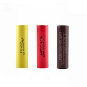 Hochwertige HG2 HE4 HE2 18650 Batterie 3000mAh 35A MAX wiederaufladbare Lithium-Batterien für LG Cells Fit Vape Box mod