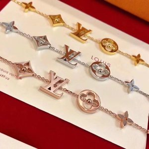 Top Luxury Design Bracelet High Quality Titanium Steel Bracelet for Unisex Fashion Personality Jewelry Bracelet Supply