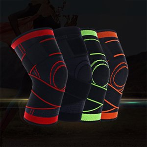 Men Women Outdoor Movement Kneepad Climbing Adult Kneelet Anti Collision Non Slip Breathable Fashion Comfortable Warm Protect Knee Nylon Pad