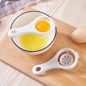 Umweltfreundliche Gute Qualität Eigelb Weiß Separator Egg Divider Egg Tools PP Lebensmittelqualität Material 12,8 * 6 cm Freies Verschiffen