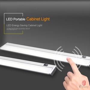 Высокая Luminous Яркость LED Cabinet Bar Strip Light AC110 / 220V переключатель Ванная Стеллаж Кабинет Кухня Многоцелевой Бесплатная доставка