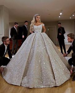 2020 без рукавов оболочка свадебные платья спинки бисером блестки свадебное платье тюль верхняя юбка Robe de Mariee