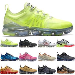 2019 Xamropav TN Plus Hommes Femmes Chaussures de course Volt Argent Mutil Noir Gris Or Rouge Hommes Designer Trainer Sport Sneakers Pas Cher Vente En Ligne