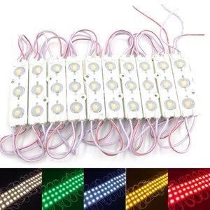 (2000pcs 1000ft) DC 12V 5630 Светодиодный модуль SMD 3 Водонепроницаемый IP65 Декоративное освещение Свет Modules белый / теплый белый / красный / синий / зеленый / желтый