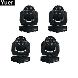 8 Hybrid Unit 30W White LED + 48W RGBW 4IN1 Цвет 95W водить Moving Head гобо Пятно заливку для партии Свадебный диско