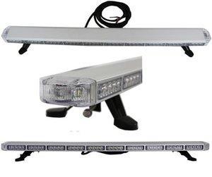 Spedizione gratuita Nuova elegante lente cool 46 pollici sottile led lightbar led light bar tetto montaggio auto flash strobe lightbar avviso barra di traino luce del camion