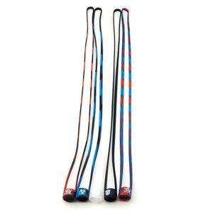 Universal de silicona Lanyard Necklace suit for 13.5-22mm vape pen Pod Mod Kit NOVO Infinix Nord stig M17 ecigarette DHL Free