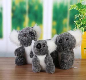 Animaux de haute qualité poupée koala koala poupée en peluche douce maman tient enfants koala jouets pour enfants cadeaux de fête