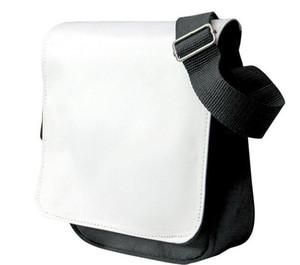 Omuz haberci Bag Print -Küçük boş DIY torbayı çözünerek