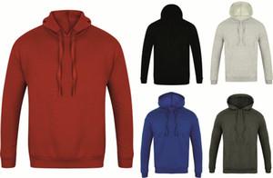 18 19 novo kit esportivo com capuz Hoodie Plain Sweat Treino Jogging New Treino Mens Ladies Sweater Júnior Crianças roupas roupa de jogging