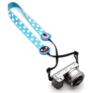 Penguin SLR Camera Strap Cute Special Action Camera Wristband for Professional dslr Cameras