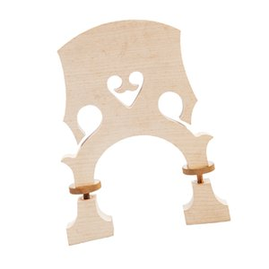 1 Piece Maple 1 2 Double Bass String Bridge Luthier Tool Adjustable Height