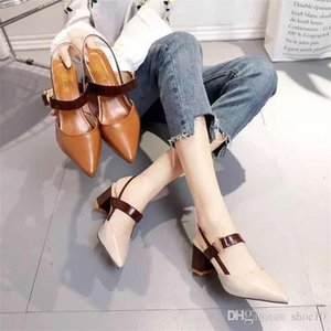 With Box! Woman High-Quality Slippers Sandals Flat shoe Designer Shoes Slide shoes Casual shoes Flip Flops by shoe10 Z43