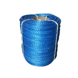 Alta Qualidade 10MM * 100 Metros UHMWPE corda sintética Winch Rope