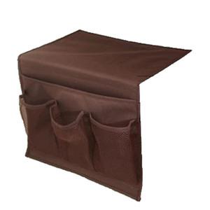 Bett Ablagefächer Felt Bedside hängende Speicher-Organisator-Halter mit 4 Innentaschen für Nachttisch Sofa 320W drop